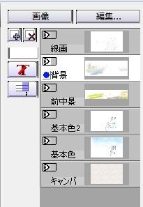 【図】加工用ファイルのレイヤ構成