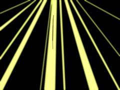 【図】「光」レイヤ1枚目│12ヶ月連続イラスト12枚目
