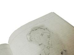 【図】ノートの地図│12ヶ月連続イラスト12枚目