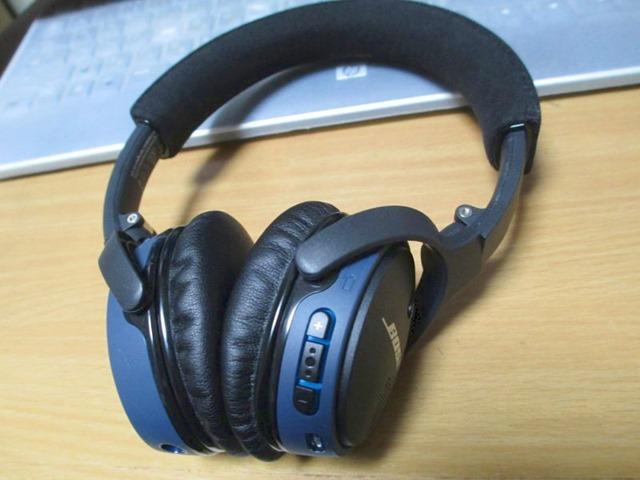 Bose SoundLink オンイヤー ワイヤレスヘッドホン 本体